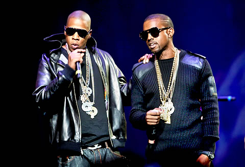 #Jay_Z and  #Kanye_West  #Concert