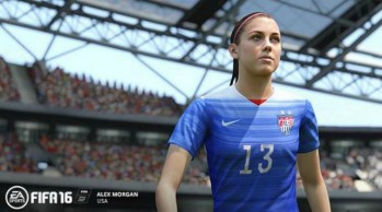 #FIFA16 now with  #women